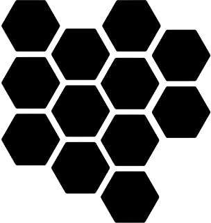 Large A2 'Honeycomb Pattern' Wall Stencil / Template (WS00023669)