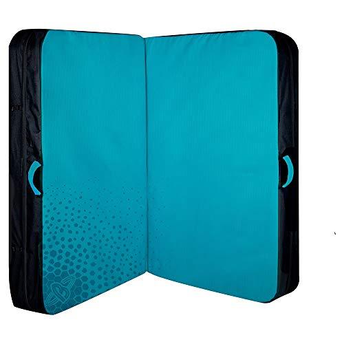 Beal Double sac à air bleu, Crashpads, taille unique – Couleur turquoise