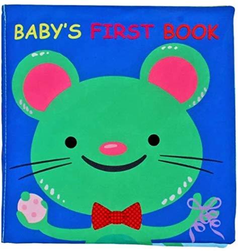 hsj Quiet Buch beschäftigt Buch Baby Newborn weichen Tuch Buch Lernen Bildung Lernen Gefühl Buch Children Exquisite Verarbeitung