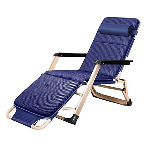 Stands Zero Gravity Chair Verstellbare Klapp-Liegestühle im Freien Lounge Schwerkraftstuhl Camp Reclining Lounge Chair, Verstellbare Liegestühle, Outdoor, Hof, Pool, Camping