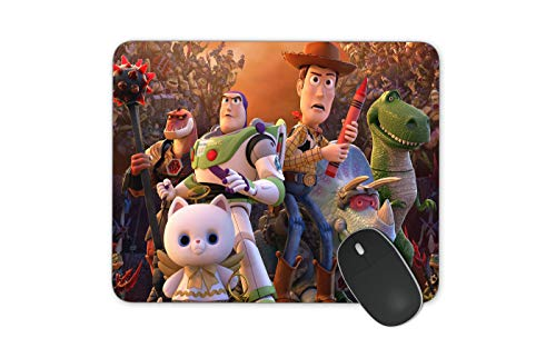 JNKPOAI A Variety of Cartoon Printing Mouse Pad Disney Series Animation Mouse Pad Anti-Slip Mouse Pad for Office Computer Game Mouse Pad Toy Story Mouse pad (Toy Story)