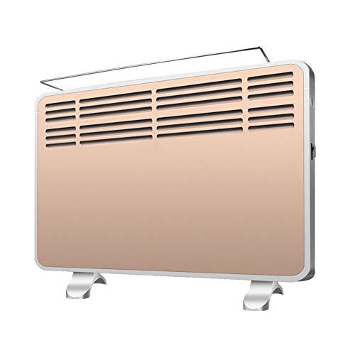 Convecteur de Chauffage Portable - Chauffage électrique pour Salle de Bain Bureau à Domicile à Faible énergie, Mural/sur Pied - Ventilateur de radiateur Space Dimplex (2100w)