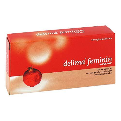 Delima Feminin Vaginalovula, 10 St