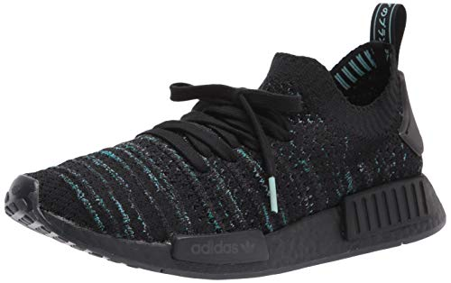 adidas Originals NMD_R1 STLT Parley Primeknit Shoe Men's Casual Black