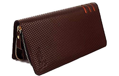 Zenga Briquet-temp/ête rechargeable /électronique en caoutchouc /à fond transparent avec blocage de flamme Noir ou bleu