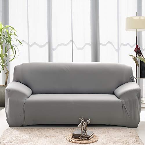 Buybuygo - Funda de sofá para salón, elástica, funda de s
