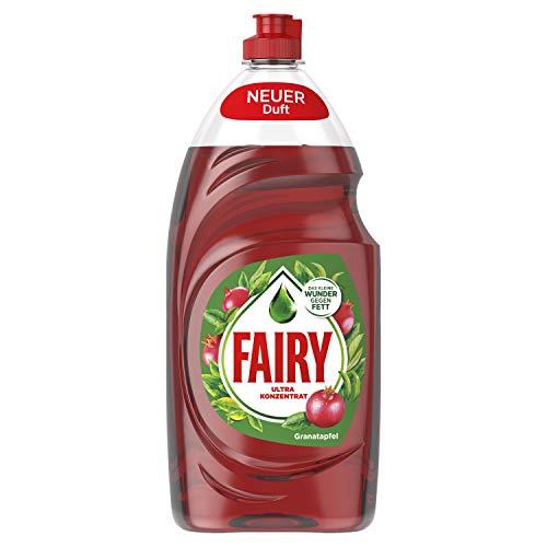 Fairy Ultra Konzentrat Granatapfel Spülmittel, 8er Pack (8 x 800 ml)