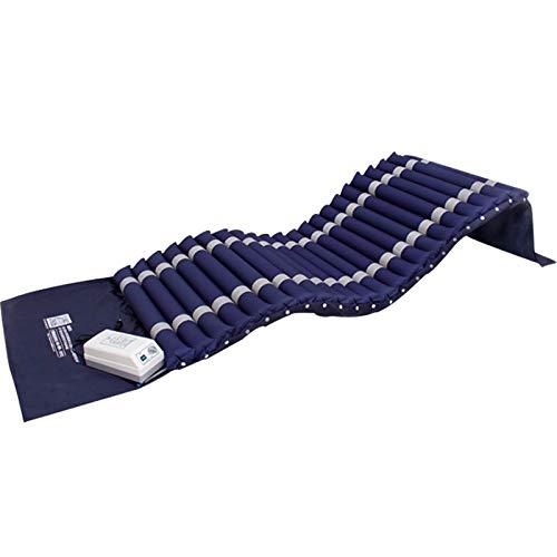 HUJBFTY Hohe Qualität Wechseldruck Luftmatratze Dekubitus Dekubitus Pneumatische Massage Kissen Bettlägerige Pneumatische Pumpe Massagegerät