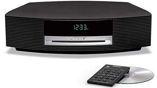 Bose Wave Music System III with Analog Am / FM Radio, CD Player and Alarm Clock ... (Graphite Grey)
