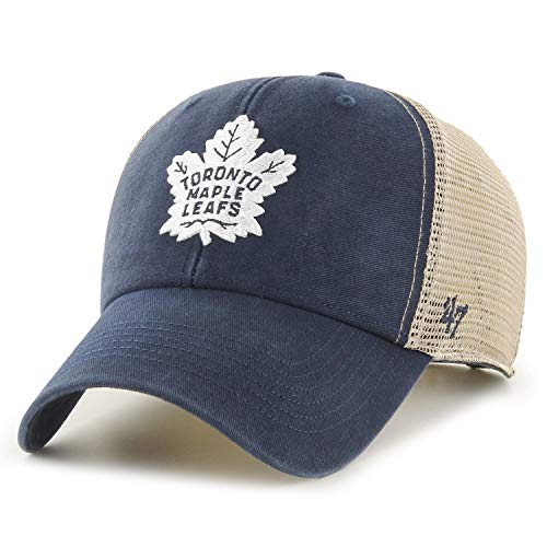 47 Brand MVP Flagship Toronto Maple Leafs Snapback – Gorra para hombre...