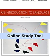 CourseMate for Fromkin/Rodman/Hyams' An Introduction to Language, 10th Edition