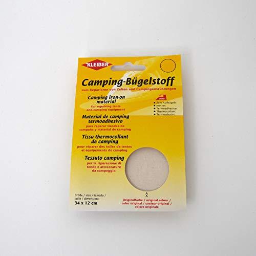 Kleiber + Co.GmbH Quick-Camping-Bügelstoff, ca. 34 cm x 12 cm