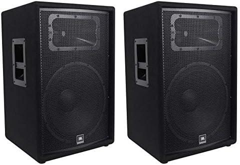 2 JBL Pro JRX215 15 2000w Professional Passive PA DJ Speakers 8 Ohm JRX 215 product image