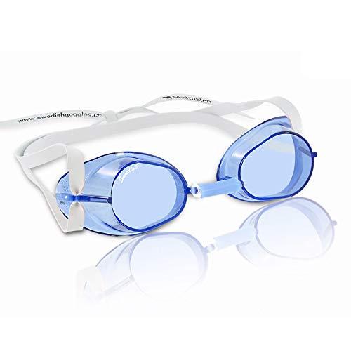 Malmsten AB Original Swedish Goggles Monterbara (Blue)