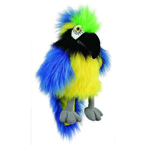 The Puppet Company–bebé Aves–Azul Oro