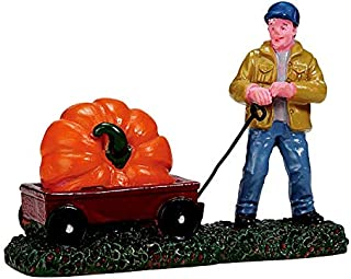 Lemax Spooky Town Giant Pumpkin #72493