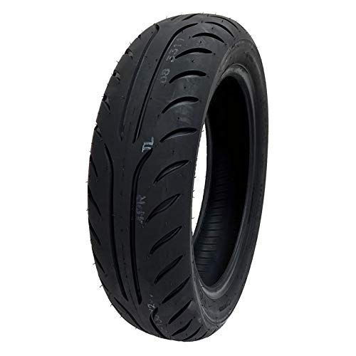 Review Of CORDIAL Premium Scooter Tubeless Tire 130/70-13 - Street Performance Tread