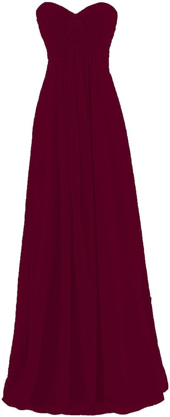 La Marie Braut Elegant Festliche Kleider Jugendweihe Kleider Damen Abendkleider Partykleider Lang Amazon De Bekleidung