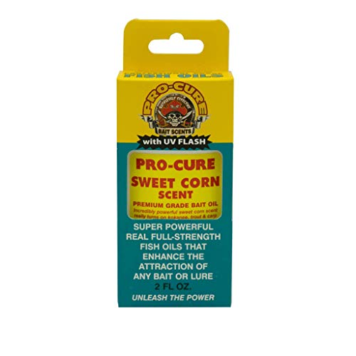 Pro Cure Sweet Corn Scent Bait Oil, 2 Ounce (BO-CRN)