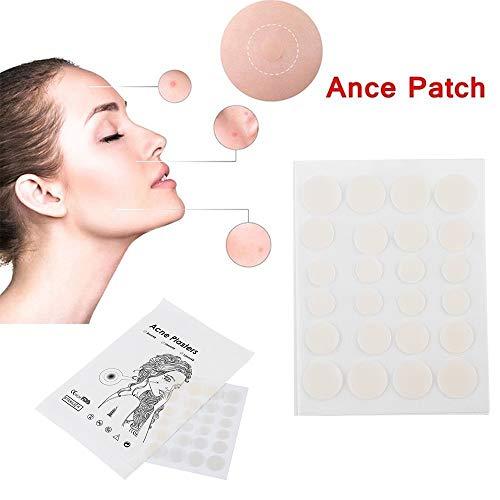 (24 PCS) Onzichtbare aambeien Sticker - Veilige, snelle en effectieve verwijdering van acne mee-eters