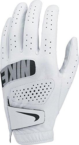 Nike GG0514-101 Gant de Golf Femme, Blanc/Noir/Blanc, FR : M...