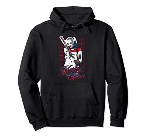 41sTK3RrKQL Harley Quinn Hoodies