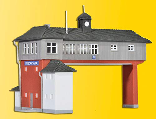 Kibri 36705 - Z Stellwerk Friedrichstal, Modelleisenbahn