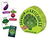 Gamewright Abandon All Artichokes Tin - A Heartless Card Game
