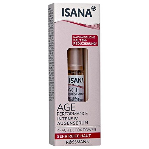 ISANA Age Performance Intensiv Augenserum - 6 mL