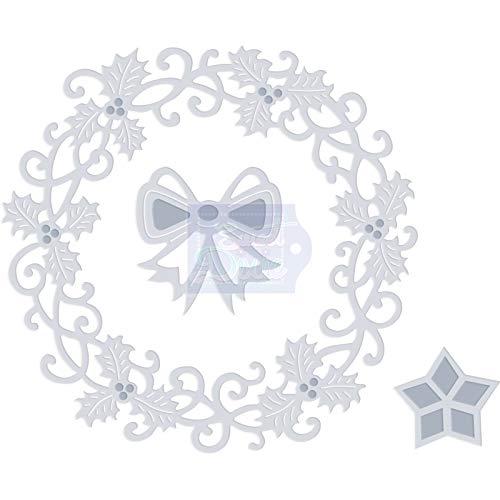 Sweet Dixie Praegepuder Blaubeeren Blau Synthetisches Material 4 x 4 x 3 cm