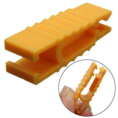 ZHUOTOP Sicherungsabzieher für Kfz, Gelb, 5 Stück