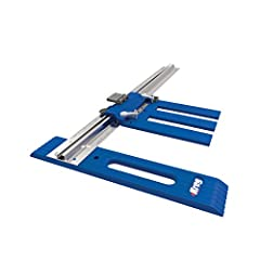 """Make rip cuts and crosscuts up to 24"""" Wide Cut multiple pieces to the same size With just one setup Use the oversize edge guide for precise control throughout the cut Eliminate need for marking, measuring, and layout lines Take your saw to the materi..."""