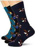 Happy Socks HS by Herren Adventure 3-Pack Socken, Multi, 41-46