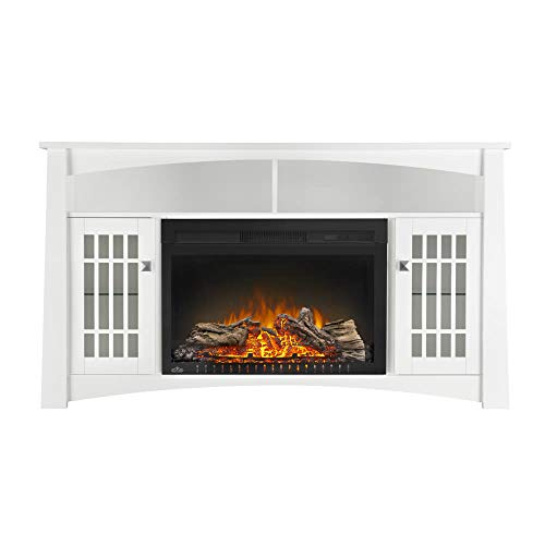 """Napoleon NEFP27-0815W The Adele Mantel Package Comes with 27"""" Firebox"""