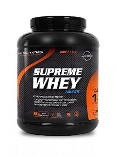 SRS Supreme Whey, 900 g Dose (Schoko)