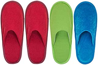 Old Cobbler Carpet Slippers 4 Pairs