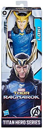 Marvel Avengers - Titan Hero Series - Thor / Ragnarok - Loki 12