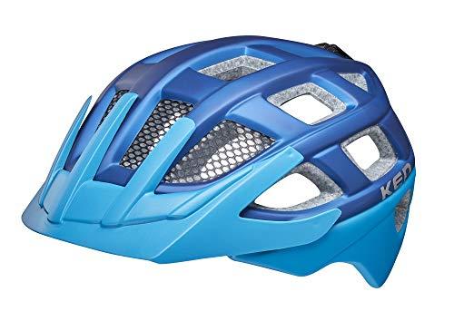 KED Kailu Helm Kinder Blue lightblue matt Kopfumfang M | 53-59cm 2020 Fahrradhelm