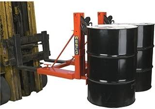 Wesco Gator Grip Forklift Double Drum Grab - 2000-Lb. Capaciy, Model Number 240092