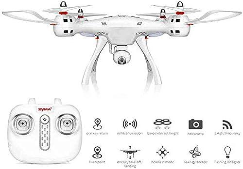 Xianxian88 FPV-Ferndrohne, 1080P HD-Kamera-Drohne, GPS-Fied Lufüruck Kopflos-Modus H nwartung, 2,4Ghz 4-Achsen-RC-Drohne