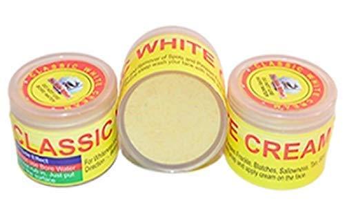Simi, Classic White beauty cream,Small Yellow 20 gm (PACK OF 1)
