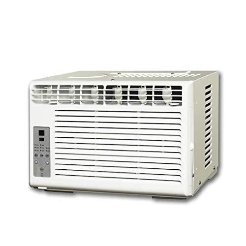 J.W. Fensterklimaanlage, Kühlleistung beträgt 3000 BTU, manuelle Einstellung, Einzelkühlung, mit Fernbedienung, weiß