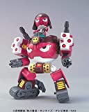 Bandai Hobby Keroro Plamo Collection Giroro Robo Mk II Keroro
