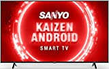 Sanyo 164 cm (65 inches) Kaizen Series 4K Ultra HD Certified Android LED TV XT-65UHD4S (Black) (2020...