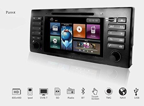 Dynavin DVN-E39A Multimedia Navigation N6 Plattform für BMW 5er (E39) 12/1995 - 2004 + Navigationssoftware