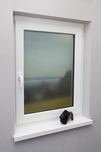 Beyond Drape raamfolie melkglas Greek statisch, PVC, transparant, 45x200cm