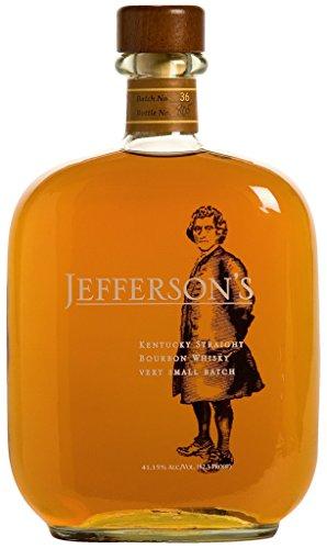 JEFFERSON'S Small Batch Bourbon Whisky 0,7 Liter versandkostenfrei