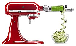 KitchenAid KSM2APC Spiralizer Plus Attachment with Peel