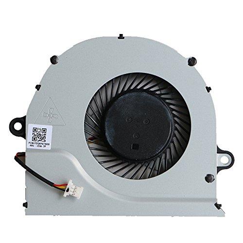 Ventilador para Acer Aspire E5-552 E5-571G E5-571 E5-471G E5-471 E5-473 E5-473G V3-572G E5-573 E5-573G P246 E5-575P E5-575P 5G E5-Ventilador para CPU 575T E5-772 E5-772G E5-773 E5-773G Extensa 2520 g