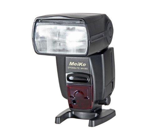 Meike MK580 Speedlite E-TTL II - Flash para cámaras Canon